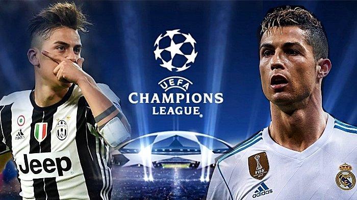 Juventus recibe al Madrid por la Champions