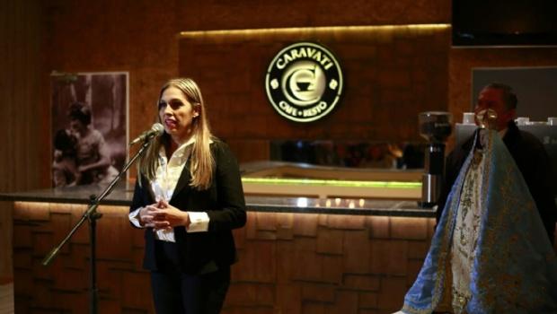 Claudia Moreno, la primera mujer en presidir la Cámara de Turismo