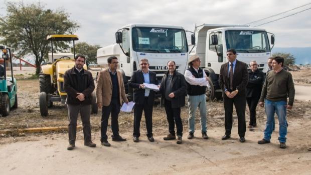 La Planta de Tratamiento de Residuos, a cargo del consorcio de municipios