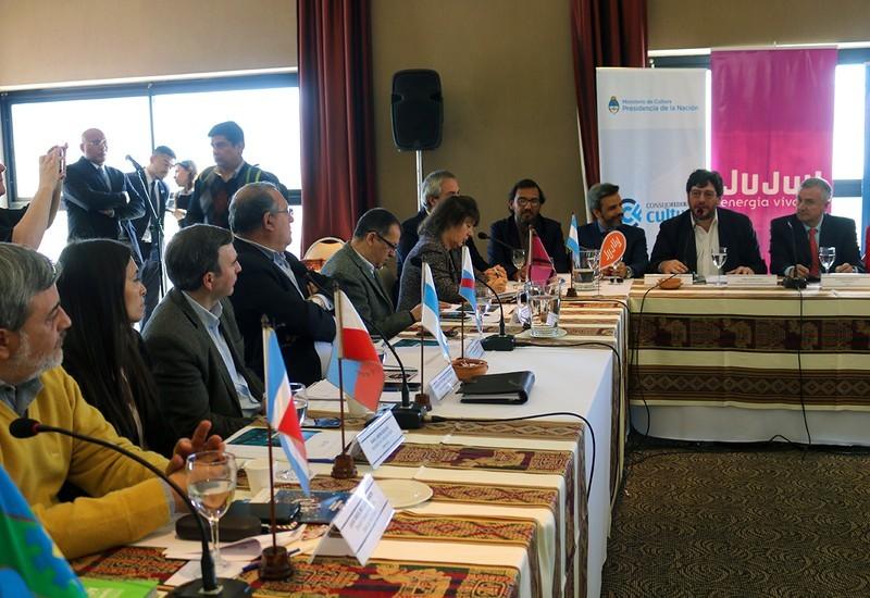 Presencia catamarqueña en la sesión del Consejo Federal de Cultura, en Jujuy