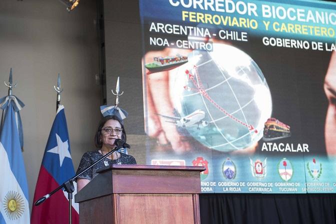 Lucía se reunió con Frigerio y Gobernadores de la Región