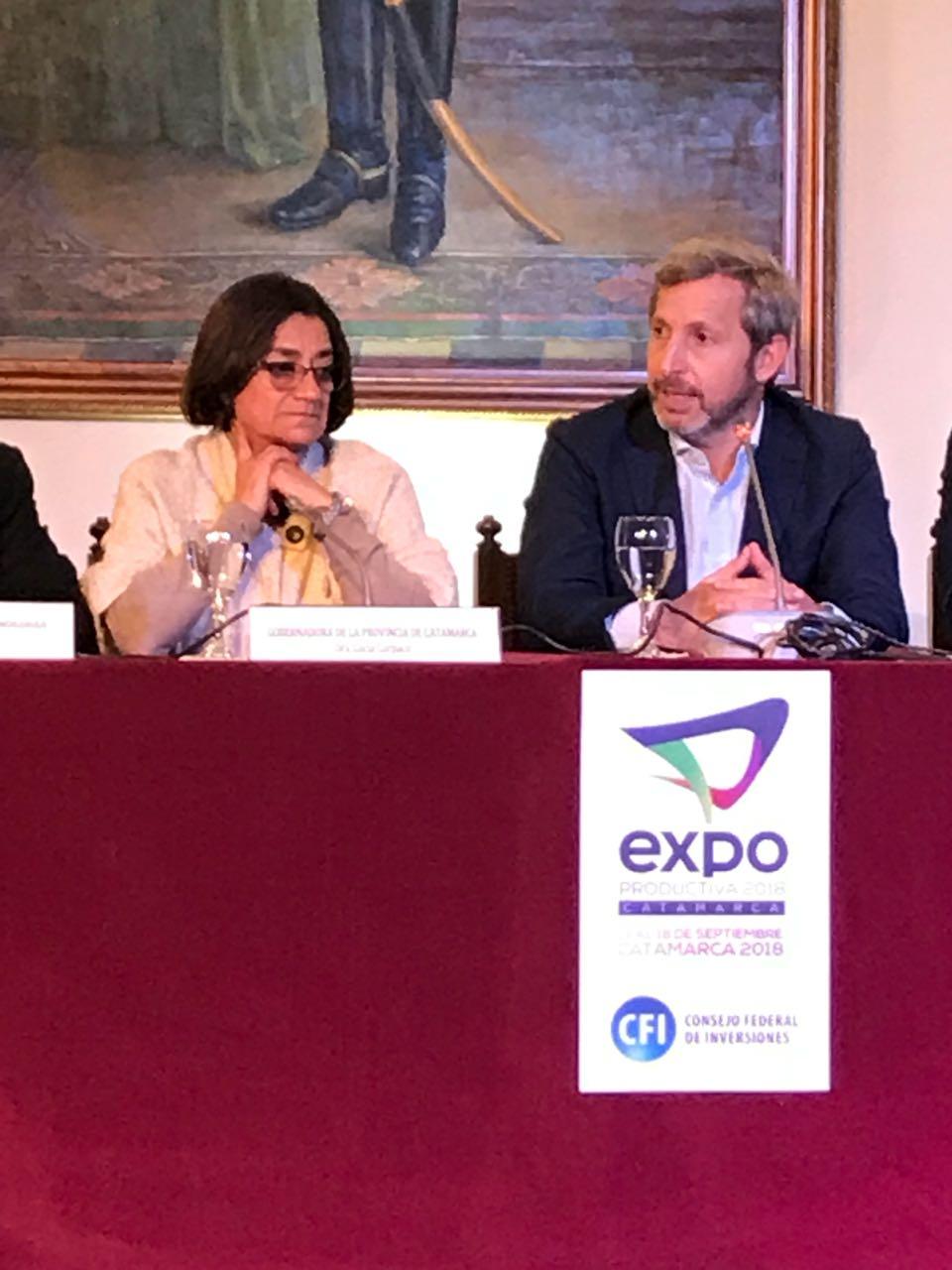 Presentación oficial de Expo Productiva en Buenos Aires