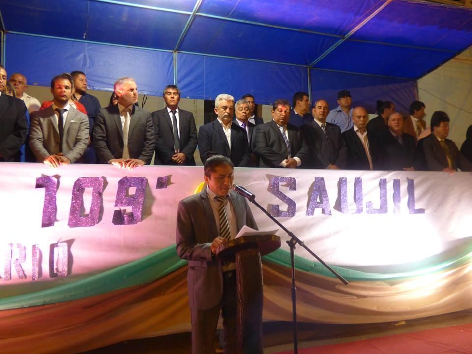 Saujil festejó sus 109 años