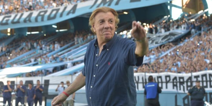 """""""Mostaza"""" Merlo es el nuevo técnico de Racing de Córdoba"""