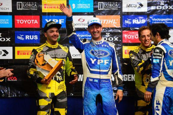 Augusto D'Agostini fue segundo en Mendoza