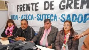 La intersindical pedirá un bono de 5 mil pesos para docentes