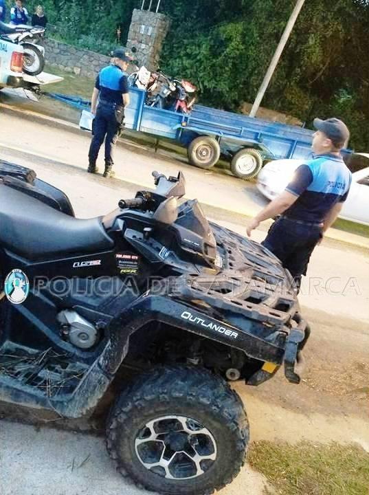 Operativo Sol y Montaña 2019. Secuestran diez vehículos en El Rodeo