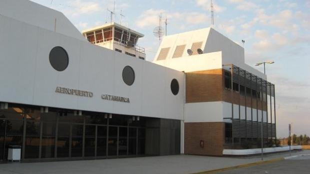 Incluyen al aeropuerto de Catamarca para sumar tecnología de medición