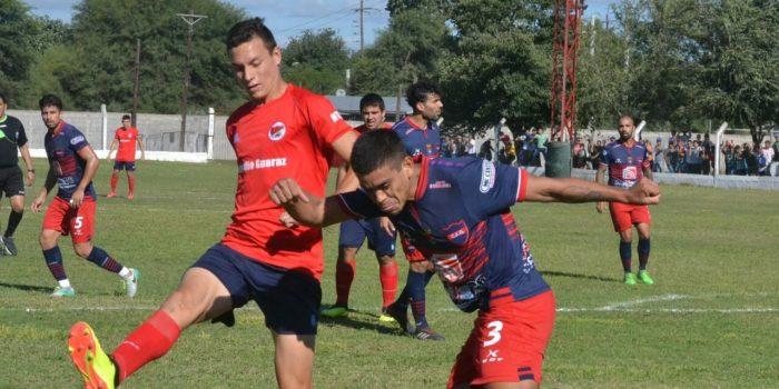 Güemes se impuso 2 a 0 en su visita a Bañado de Ovanta
