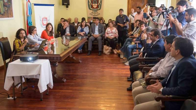 Lucía lanzó la 5ta temporada del ProInTur