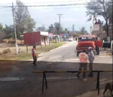 Un herido y un detenido por una discusión en un peaje de Guaraz
