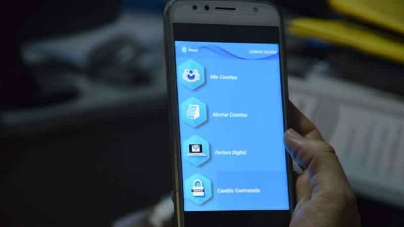 Aguas de Catamarca lanza una App de atención al cliente