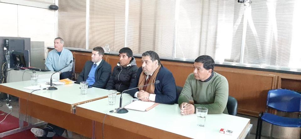 Condenado a realizar tareas comunitarias en Andalgalá