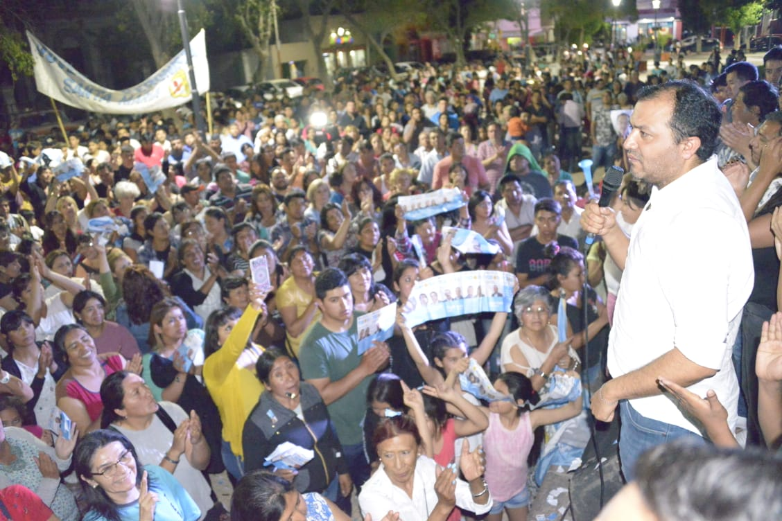 LA DIFERENCIA DE VOTOS OBTENIDA POR SÁNCHEZ EN SANTA MARÍA EQUIVALE A 12 MUNICIPIOS DE LA PROVINCIA
