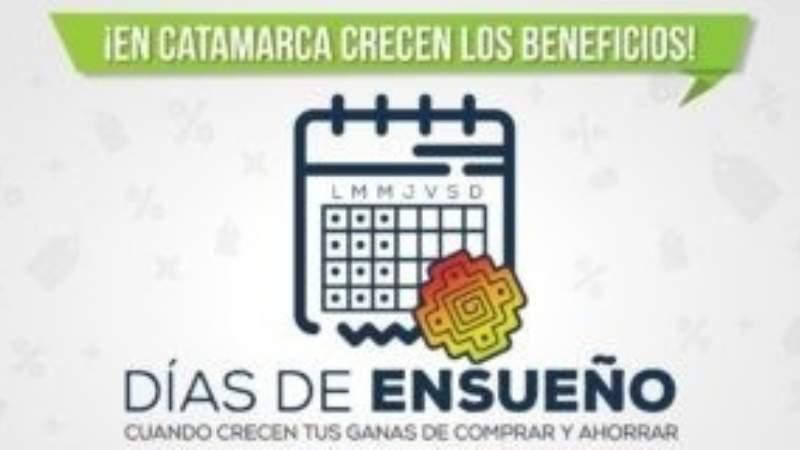 """Programa """"Días de Ensueño"""" con tarjeta del Banco Nación"""