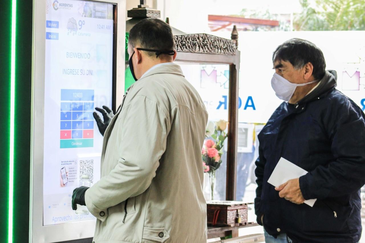 El ARCA trabaja en la  implementación de nuevos sistemas de atención al público