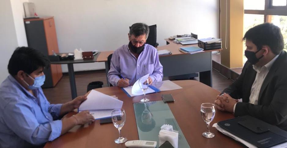 Acuerdo para el desarrollo de cultivos andinos en Antofagasta