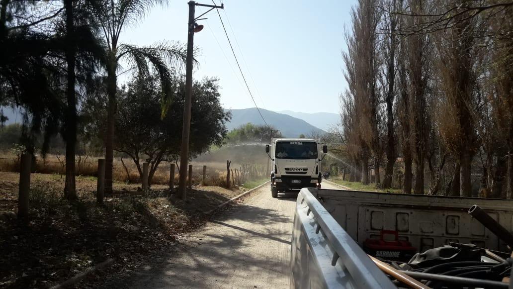 Prevención de Dengue y Covid-19 en Andalgalá