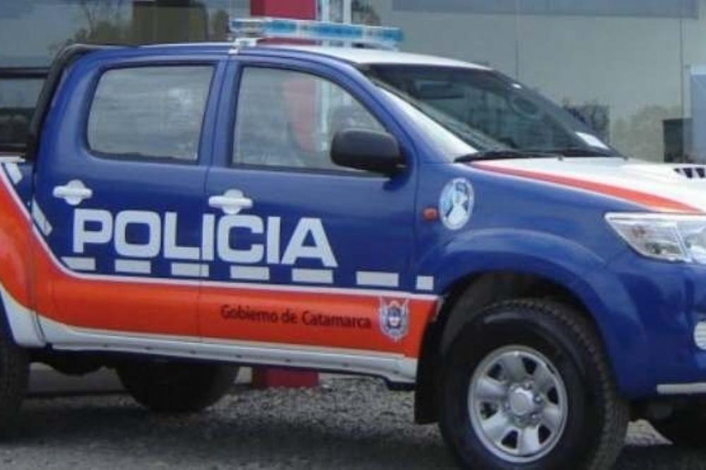 Policías asistieron a una joven mujer descompensada en el norte de la Capital