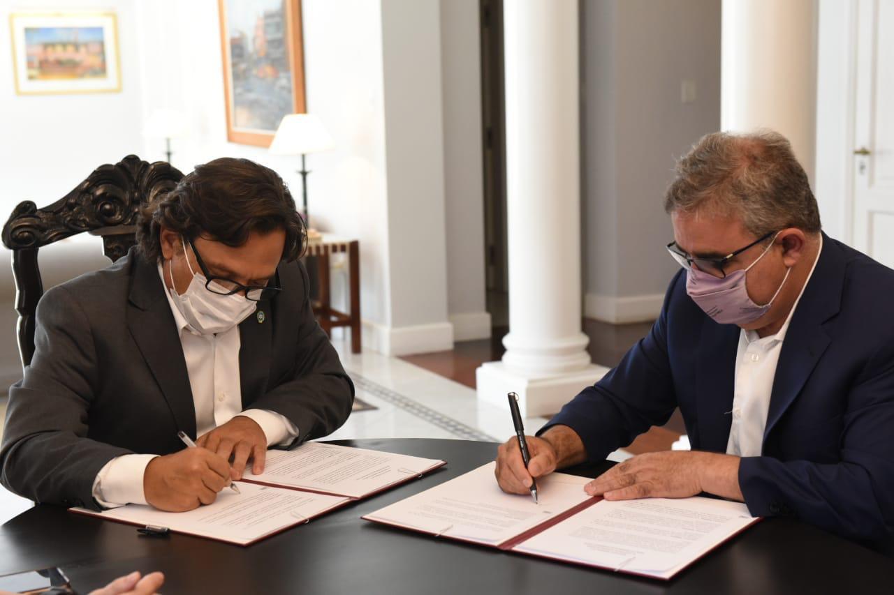 Acuerdo estratégico entre Catamarca y Salta para el desarrollo de la minería en la Puna