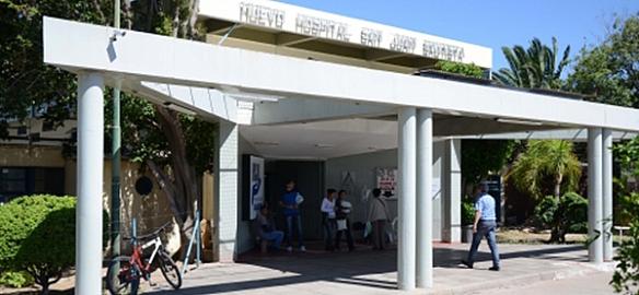 Inauguraron remodelaciones en la  cocina del Hospital San Juan Bautista