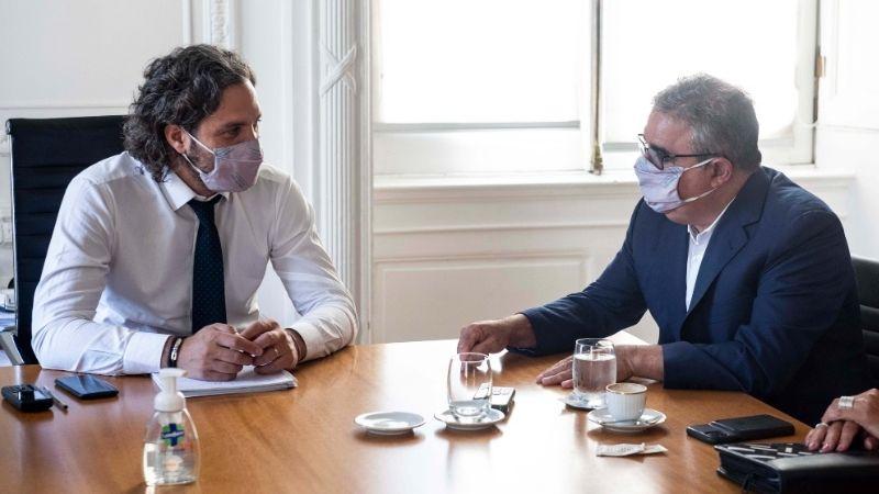 Jalil y Cafiero suscriben el Plan Conectar para Catamarca