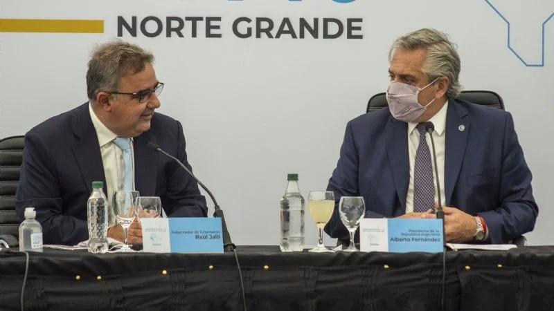 Nación invertirá para la construcción de dos hospitales en Capital y uno en Belén
