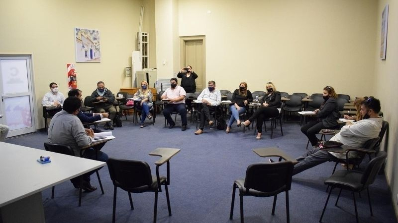 Los gremios docentes piden resolución de varios reclamos