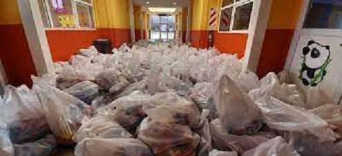 Compra de 100 mil módulos alimentarios para asistencia social en pandemia