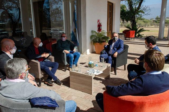Planifican obras energéticas para el Parque Industrial El Pantanillo