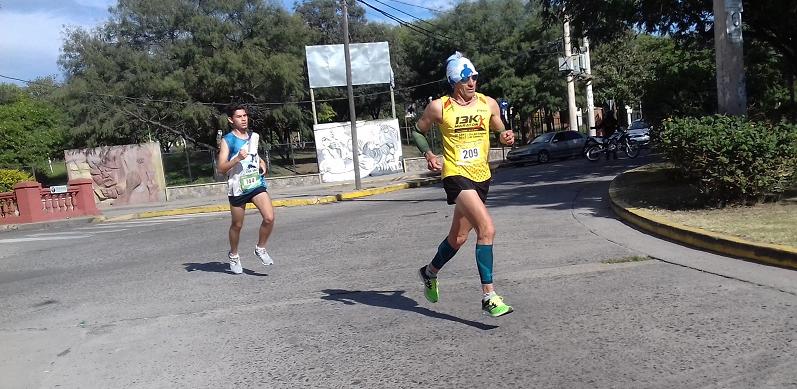 El fondista Moreno se trajo la victoria de Palpalá