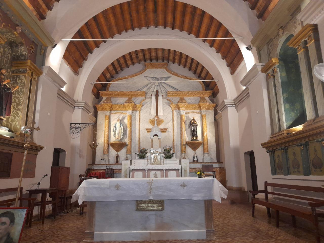 Una joya de la arquitectura neocolonial será el escenario de la beatificación de Esquiú