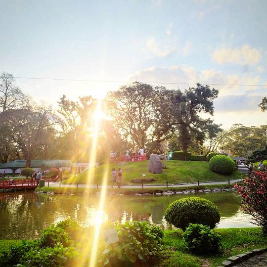 Proyectan Jardín Japonés para El Rodeo y Las Juntas