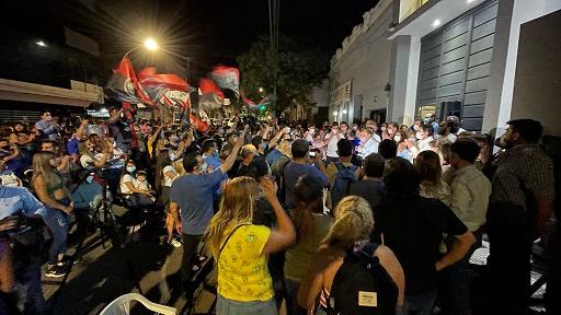 Gran triunfo del Frente de Todos en Catamarca