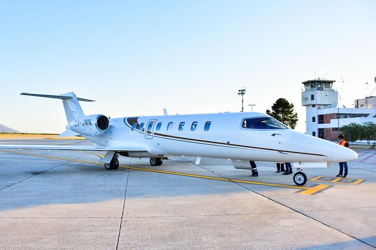 Catamarca cuenta con nuevo avión sanitario